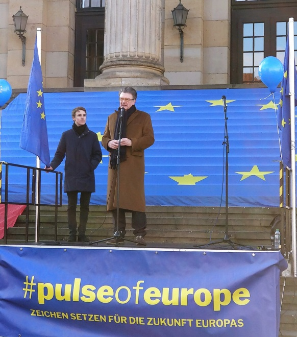Präsident der Villa Vigoni in Berlin - Pulse of Europe