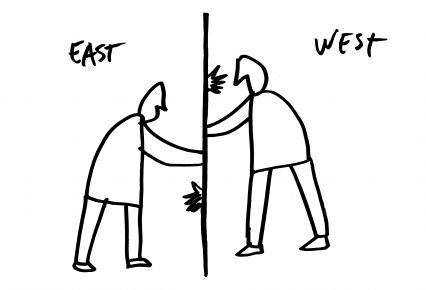 Eastern and Western Modes of Thought
